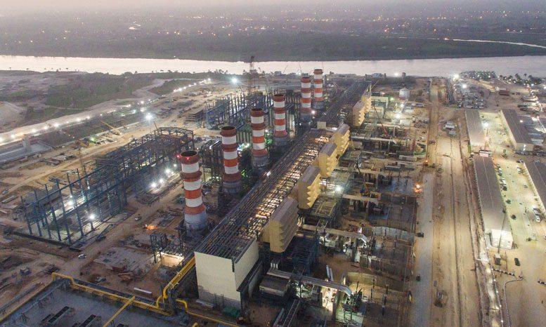 Marubeni, Samsung, Power plant, IPP, EWEC