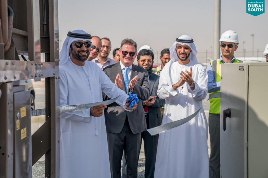 The inauguration took place in the presence of senior executives from Johnson Controls, Claude Allain, VP and general manager Middle East and Africa and Dr Marcus Schumacher, VP and general manager Gulf Countries