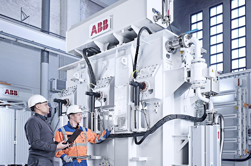 ABB transformers will be installed in each of the three turbines on WindFloat Atlantic