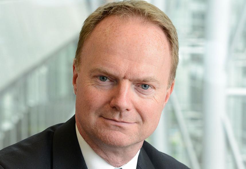 Mark Bygraves, chief executive, Elexon