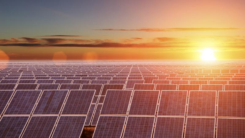 AMEA, Mohammed Bin Zayed Solar complex, Solar