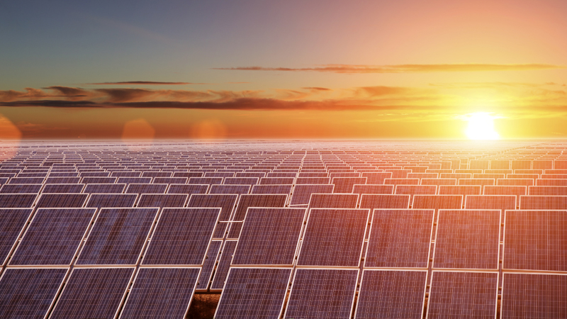 Solar, Benban, Kom Osbo, Photovoltaic