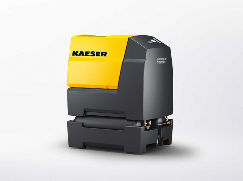 Low-maintenance Kaeser blowers deliver pressurised air quietly and efficiently