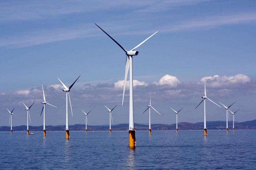 Adnan Z. Amin, Offshore wind, Renewable energy, IRENA