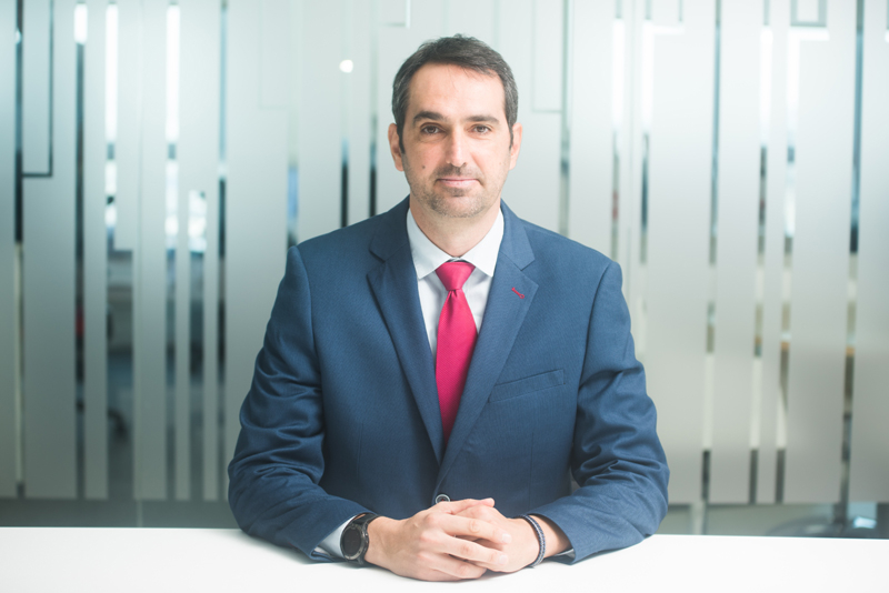 David de Lara, Middle East Country Manager, ACCIONA Industrial