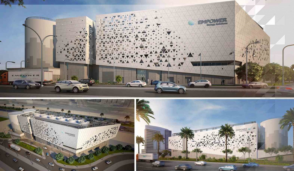 Empower, District cooling, Wetex 2018, Ahmad Bin Shafar