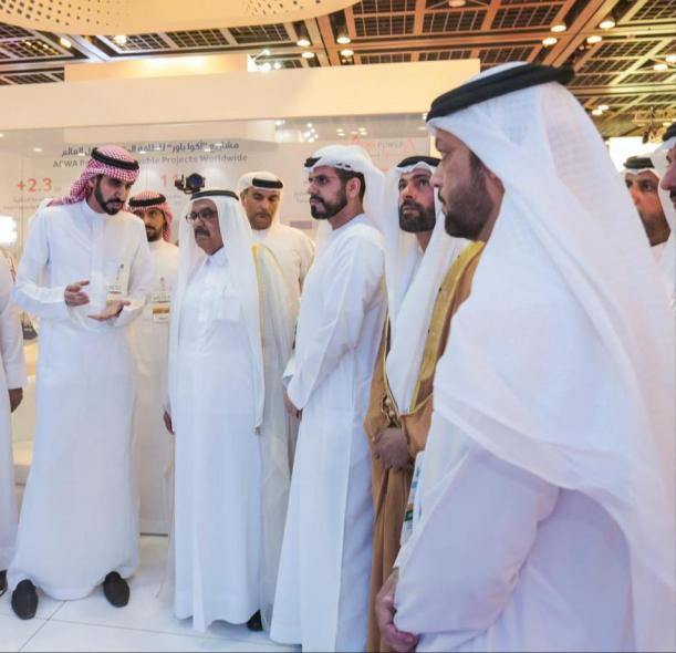 ACWA Power, Wetex, Wetex 2018, Ishaq Al Hammad, Abdulhameed Al Muhaidib
