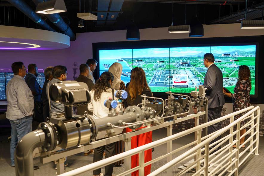 Honeywell, Dubai, Honeywell Technology Experience Center, Norm Gilsdorf
