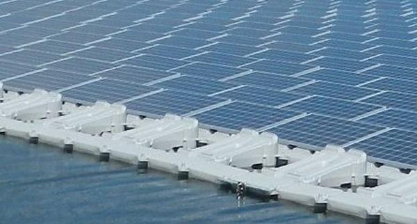 Floating solar, Solar, DEWA