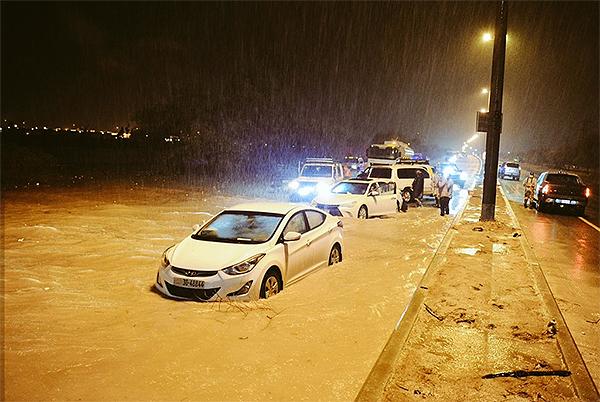 Kuwait, Rainwater, Ministry of interior, Utilities