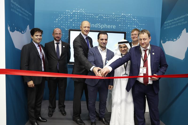 Siemens, Mindsphere, Power, Wastewater, Fida Khalil, Masdar city