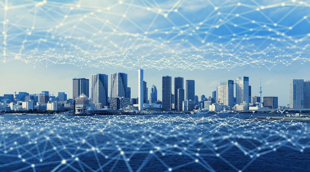 Smart cities, Digital