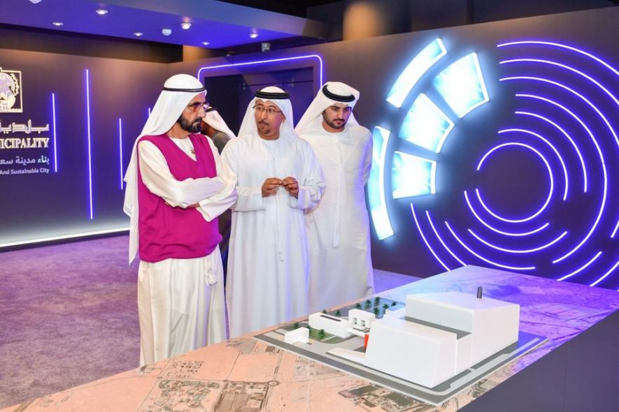Dubai deep tunnel water system, Waste-to-energy, Sheikh mohammed bin rashid al maktoum, Dubai Municipality