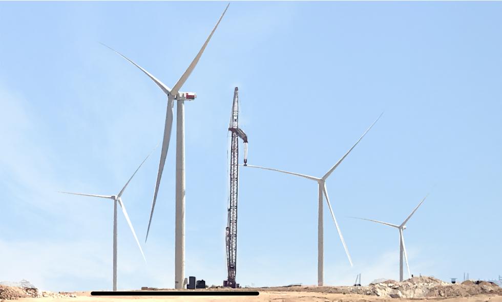DNV GL, Wind