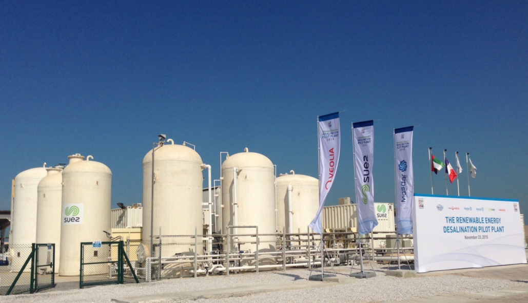Solar desalination, DEWA, Saeed Mohammed Al Tayer