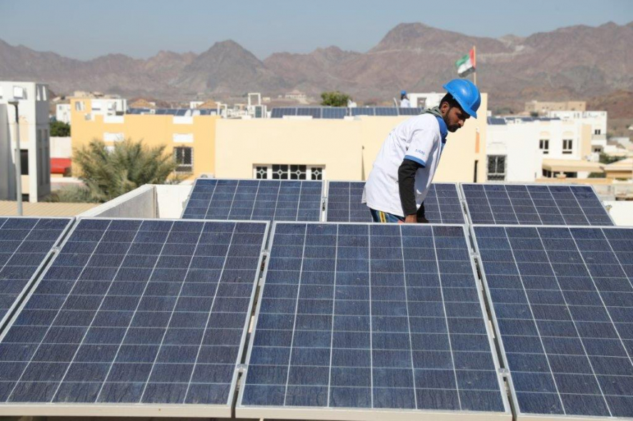 Rooftop solar, Shams Dubai, DEWA