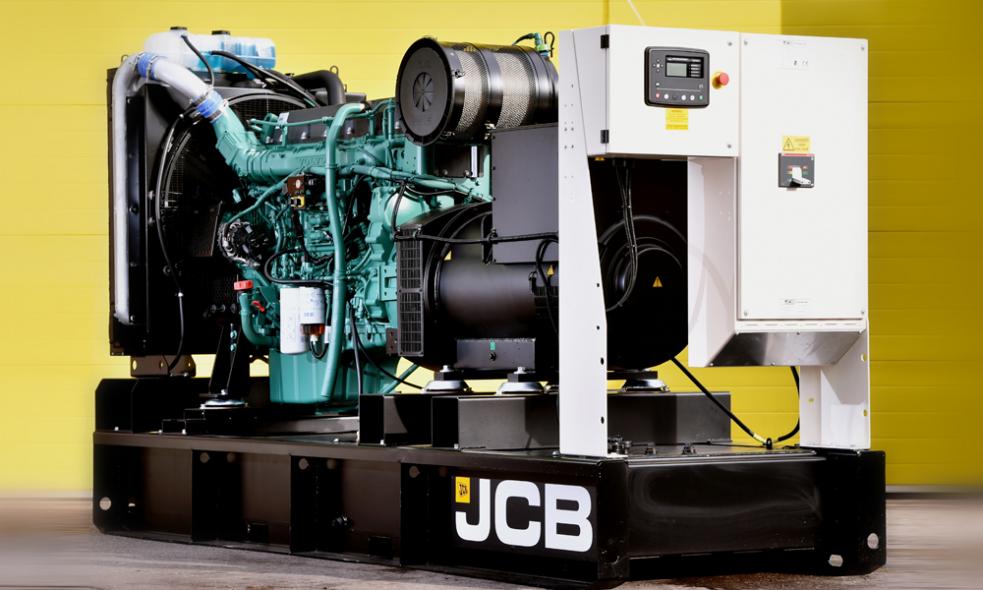 JCB, S range, Volvo, Generators, Genset