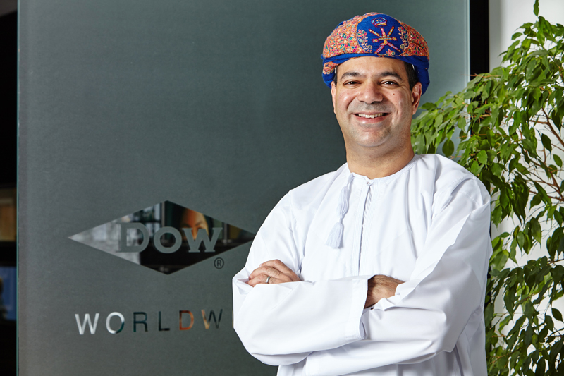 Moosa AL-Moosa, new president of Dow, Saudi Arabia
