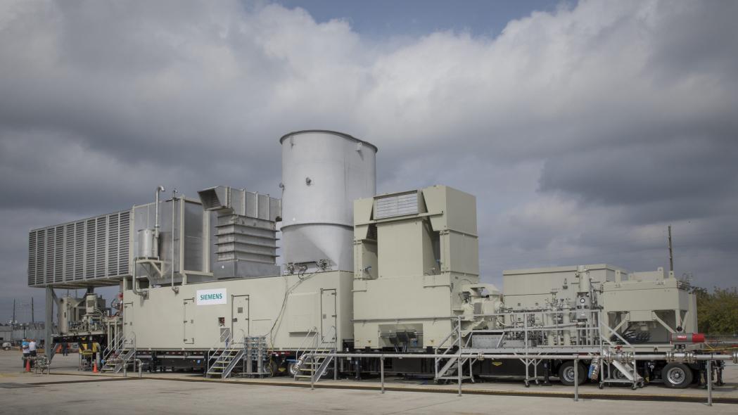 Siemens, SGT-A45, Bayat Power, Julian Erfurth