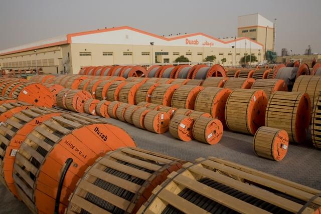 DUCAB, Power cable, Ducab aluminium company, Dr. Ahmad Bin Hassan Al Shaikh, Jamal Salem Al Dhaheri