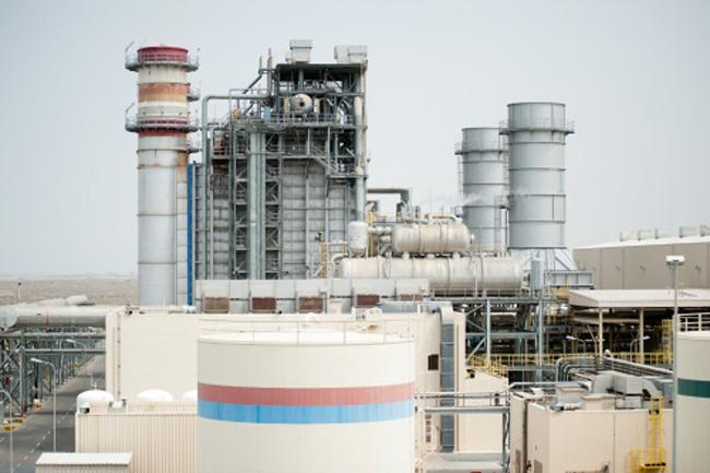 Barka II, Power plant, Desalination plant, Ansaldo energia
