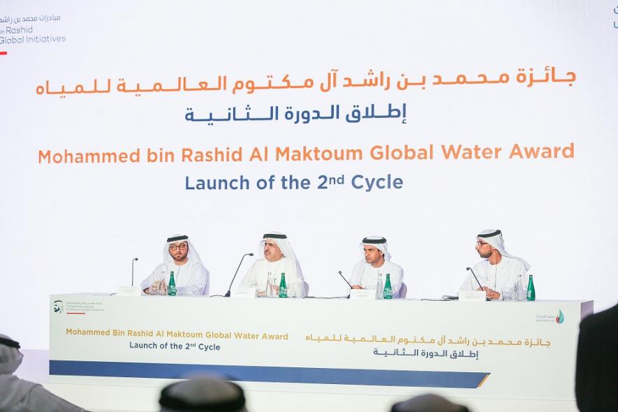 Suqia, Water, Mohammed bin Rashid Al Maktoum Global Water Award, UAE water aid foundation, Saeed Mohammed Al Tayer