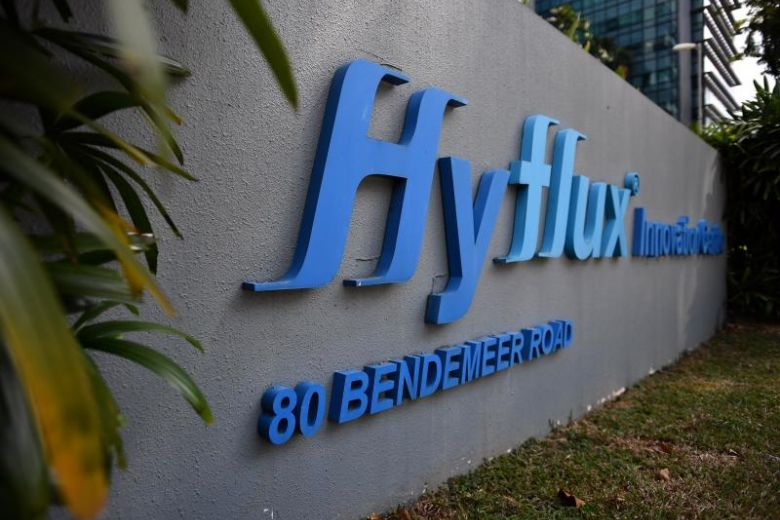 Hyflux, Utico, Water treatment, Oyster bay