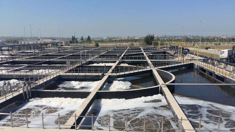 Apicorp, Sewage treatment plant, ISTP