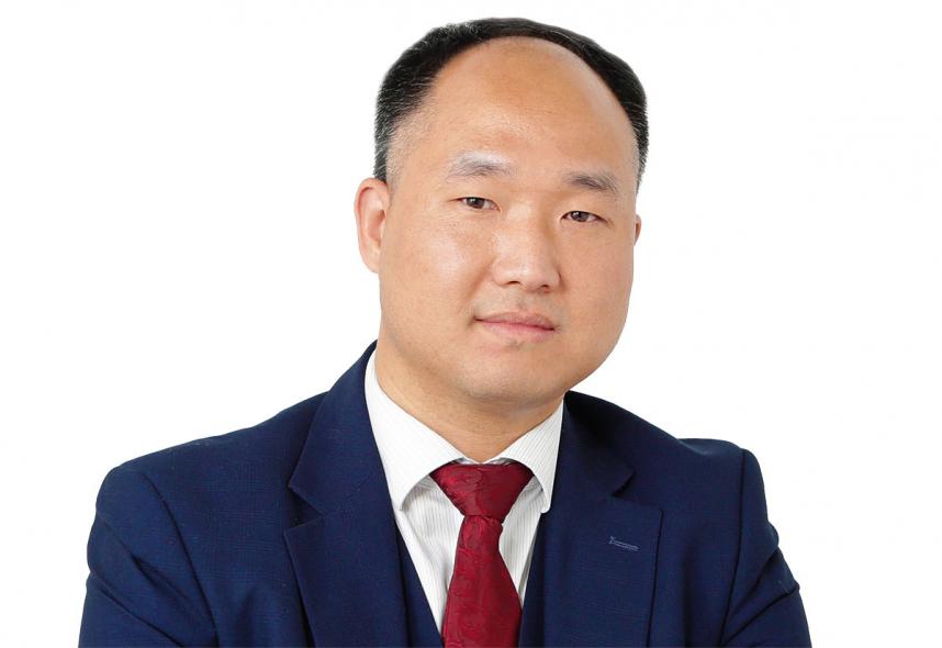 Wei Qiang, president, Hanergy Energy Saudi Arabia