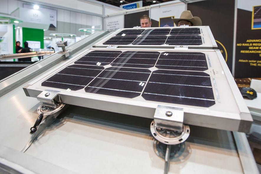 Building energy, Solar