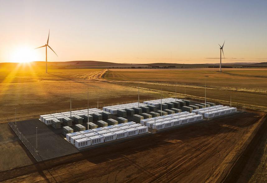 Battery, Energy storage