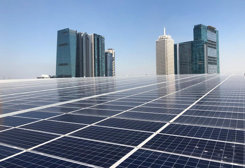 Conservation, Energy, Water, Power, Shams Dubai, Rooftop solar