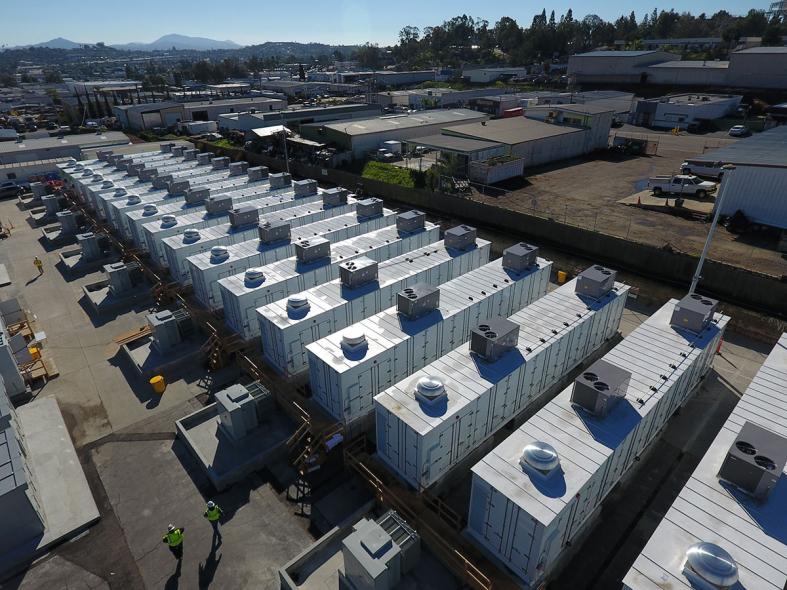 Solar, Battery, Storage
