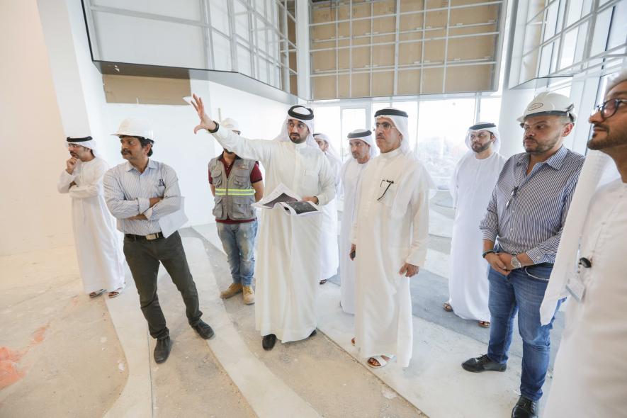 DEWA, Mohammed bin rashid al maktoum solar park, Solar, Innovation center
