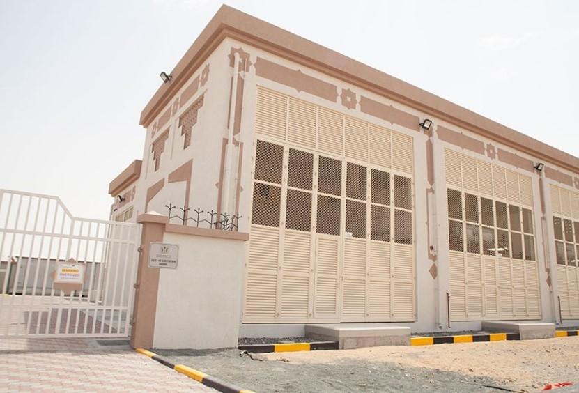 Nasma, SEWA, Sharjah, SUBSTATION