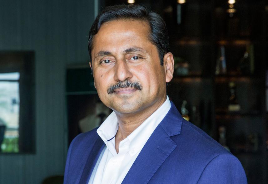Richard Menezes, CEO, Utico
