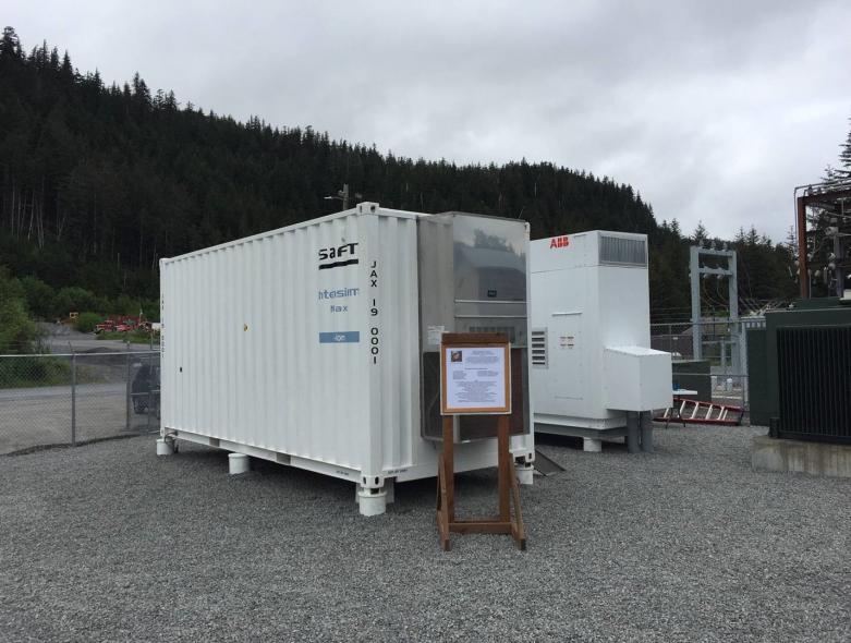 Saft, Energy storage