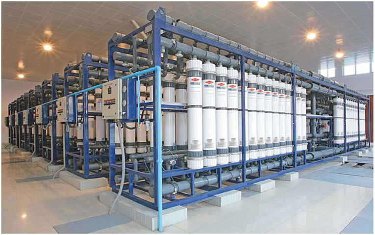 Dow, Water, Membrane, Water treatment