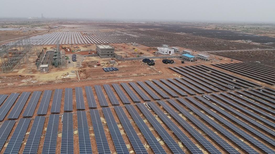 Kadapar, Engie, Renewable energy