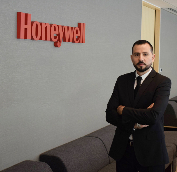 Fahmi Jabri, general manager for Honeywell's Commercial Security Business