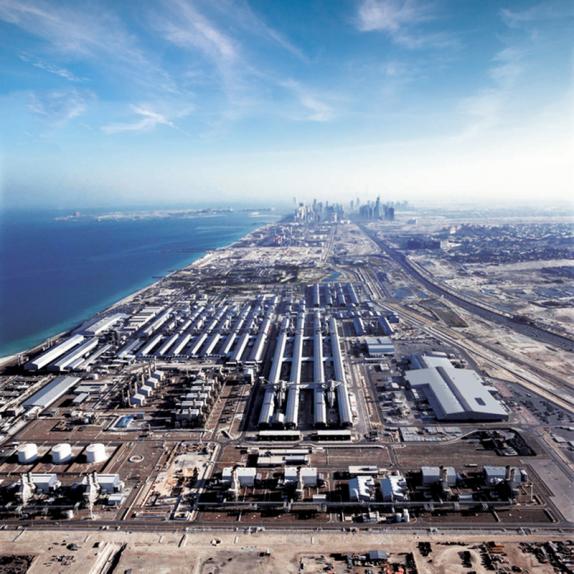 EGA, Emirates global aluminium, SNC Lavalin