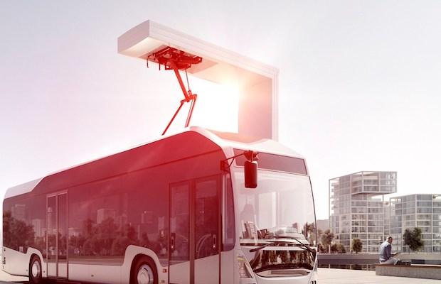 ABB, Bus, Electric bus