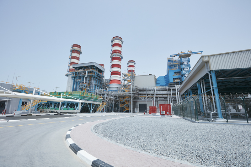 Jebel Ali Power Plant and Water Desalination complex