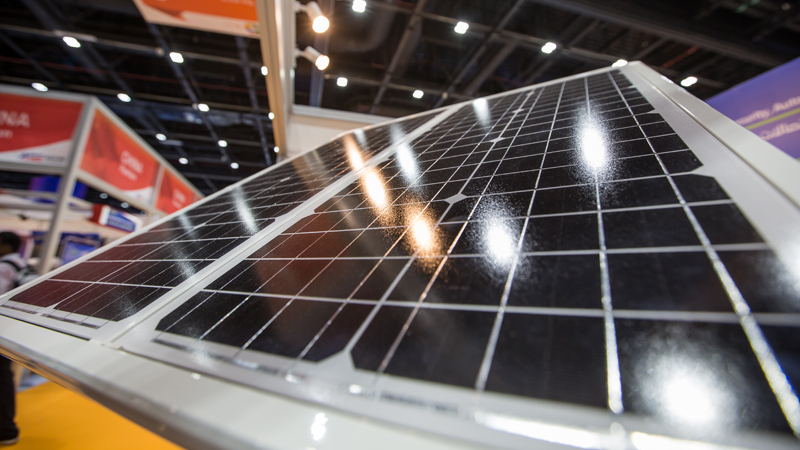 Solar show, Dubai Solar Show, DEWA