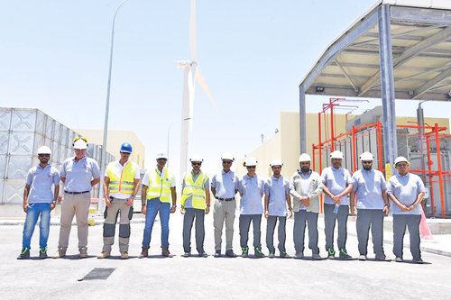 Dhofar, Wind, Renewable energy
