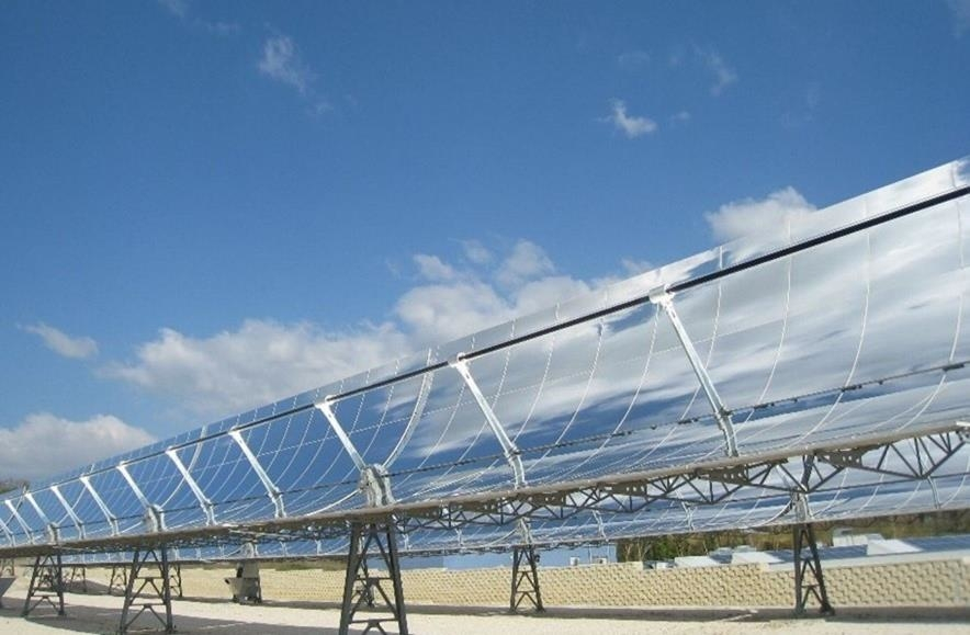 CSP, Solar, SES