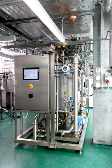 Endress + Hauser, Wastewater, FHNW