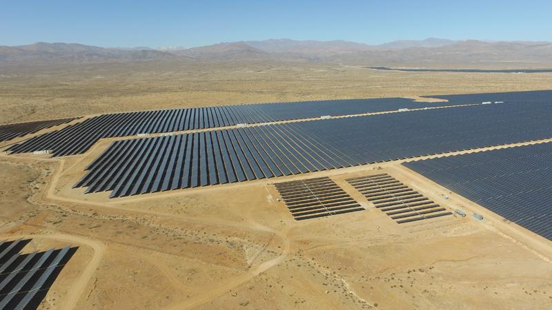 Solar, Al dhafra