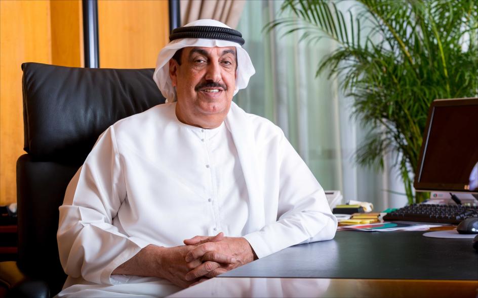 H.E. Saif Humaid Al Falasi, Group CEO, ENOC