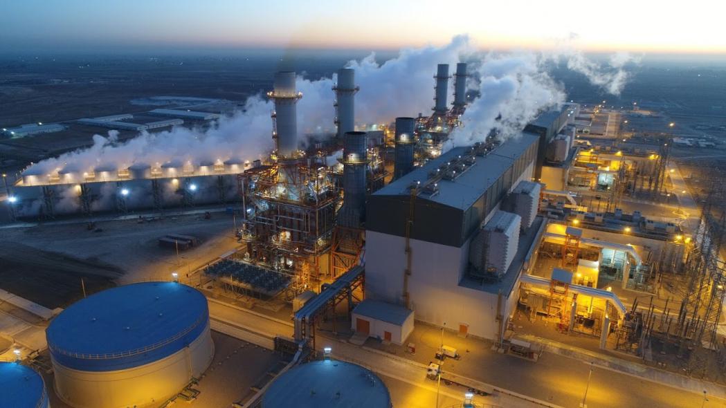 Besmaya Power Plant, GE, Joseph Anis, Dr. Luay Al-Khatteeb, Adel Abdul Mahdi